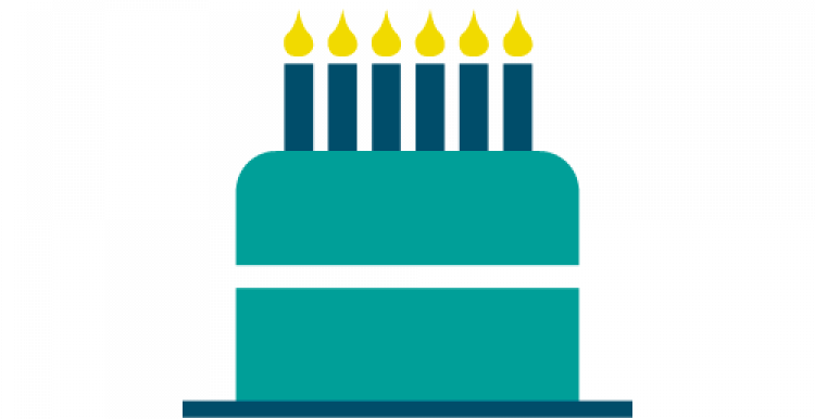 InfographicCake6Candles