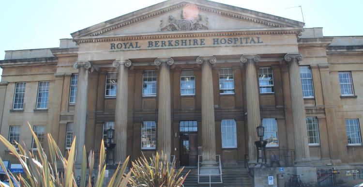 Photo of Royal Berkshire Hospital