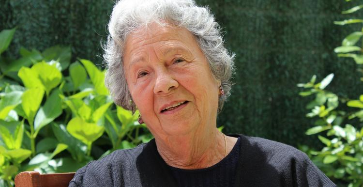 Photo of older woman