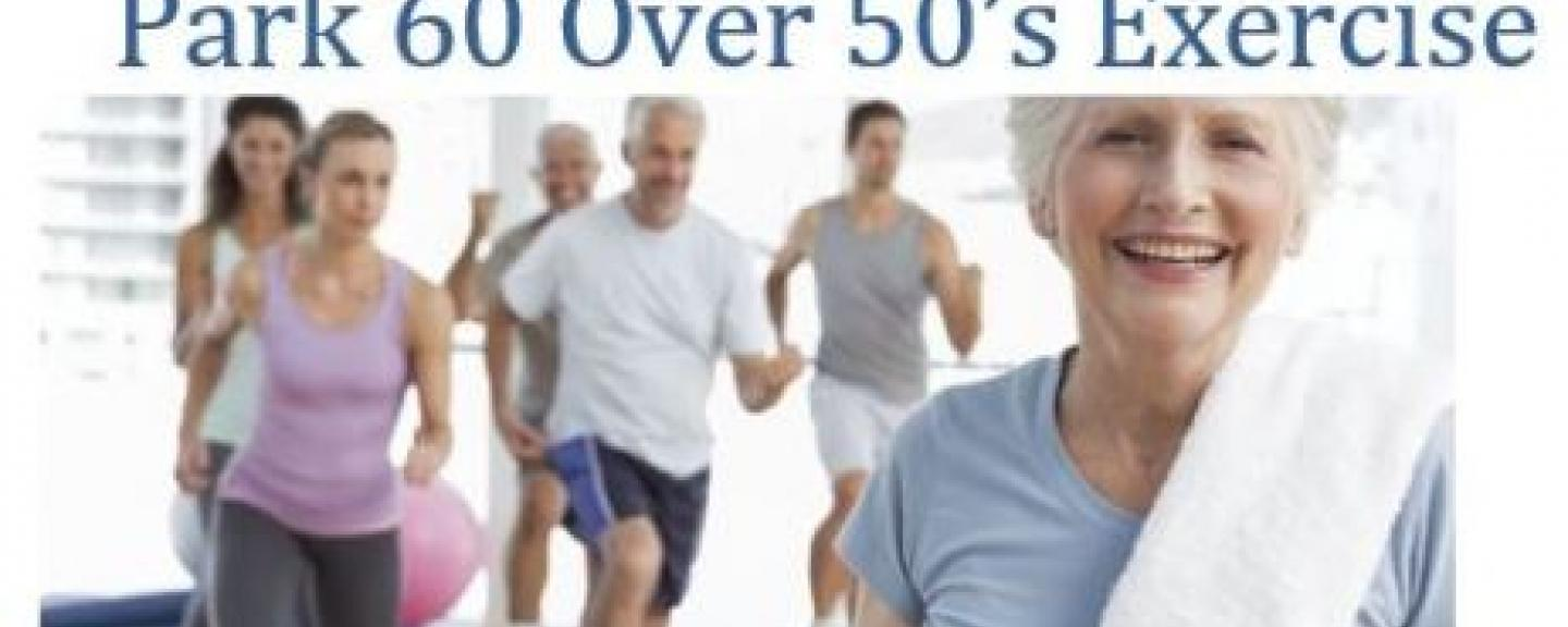 Park 60 Over 50's Exercise