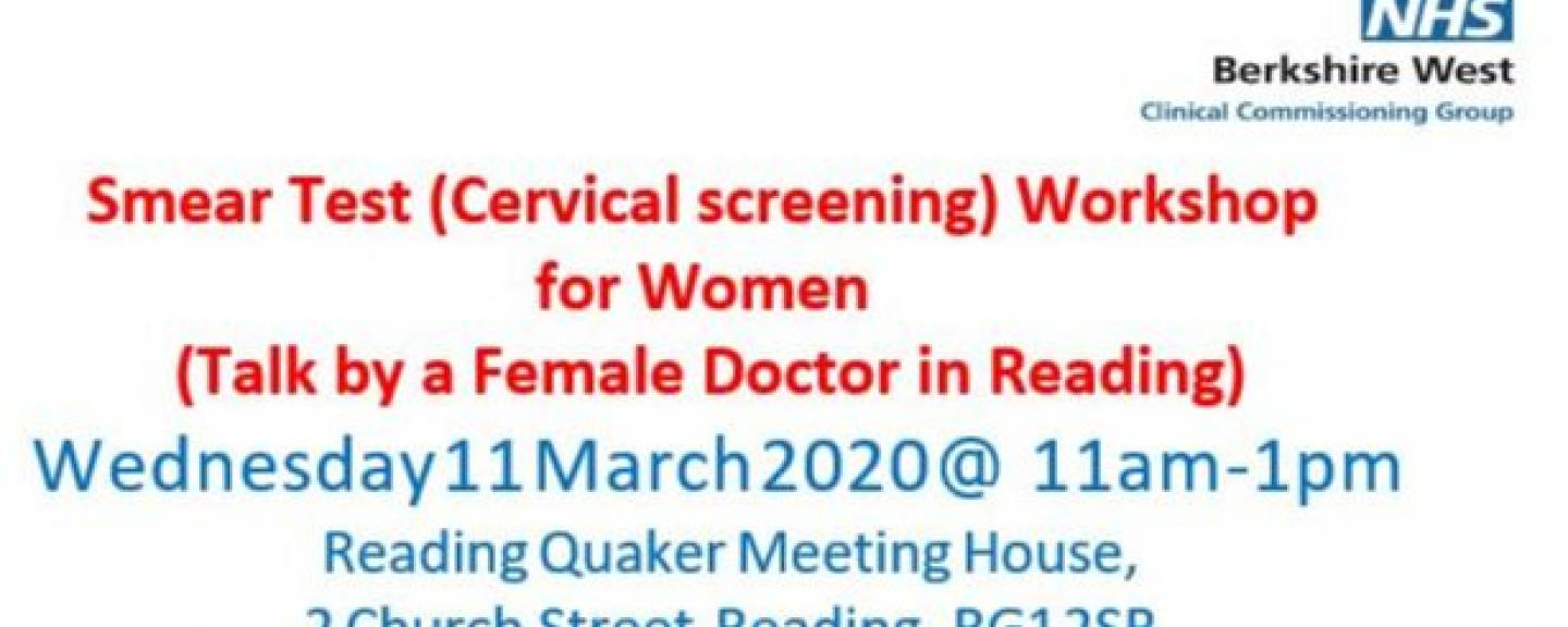 Cervical Screening Workshop