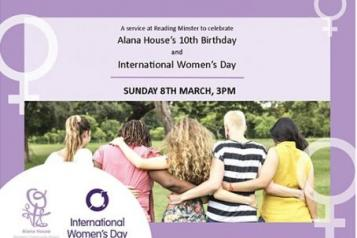 Alana House International Women's Day Celebration Service