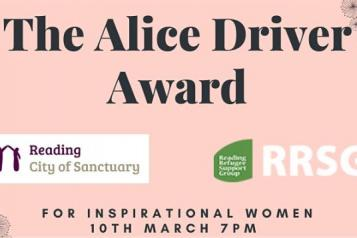 Alice Driver Award for Inspirational Women