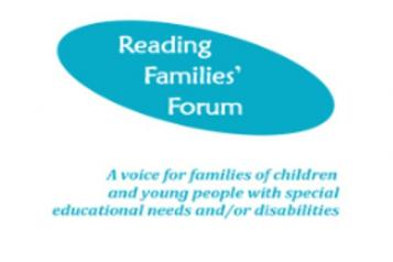Reading Families Forum logo