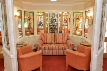 Photo of care home seating