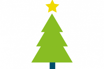 Infographic of Christmas Tree