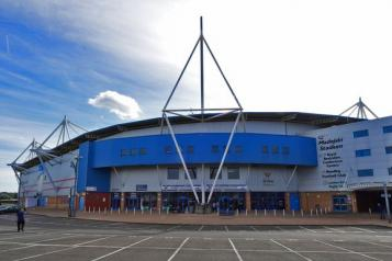 Photo of Madejski Stadium