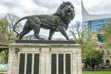 Photo of Forbury Lion