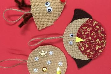 Christmas Crafts at Caversham Library